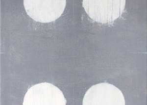 Grå målning