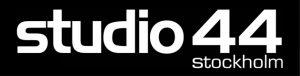 Studio 44 Stockholm Logotyp