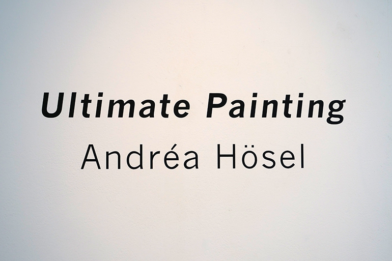 Ultimate Painting - Andrea Hösel