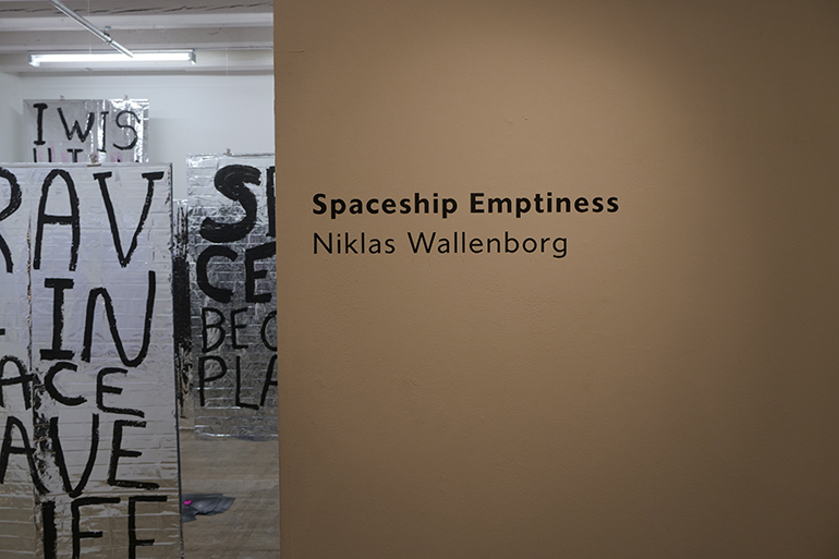 SPACESHIP EMPTINESS